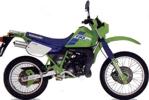 KAWASAKI KMX 200