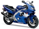 YAMAHA YZF 600 R THUNDER CAT