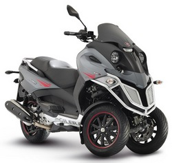 GILERA Moto Gume
