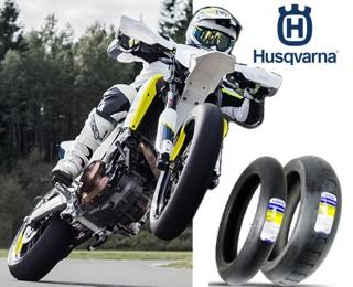 HUSQVARNA pneu para moto