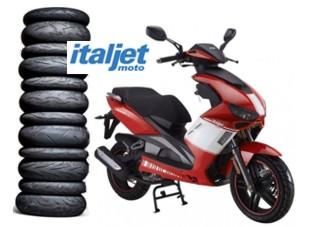 ITALJET Μοτοσικλέτα ελαστικά