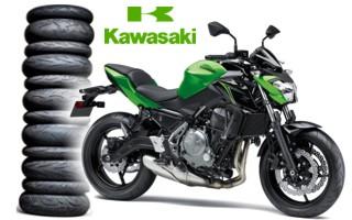 KAWASAKI Motorcycle tyres