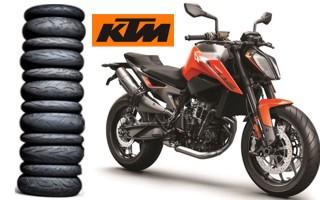 KTM Pneus Moto