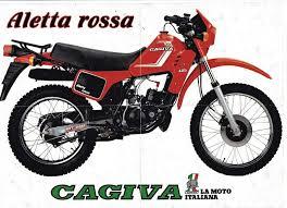 CAGIVA ALETTA ROSSA 350
