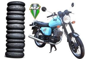 MUZ pneumatiky na motorku