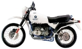BMW R 80 G/S BASIC