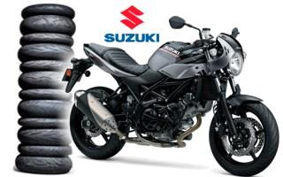SUZUKI pneu para moto