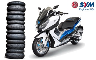 SYM Motorcycle tyres