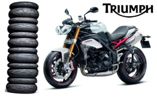 TRIUMPH Motorcycle tyres