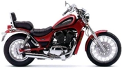 SUZUKI VS 800 INTRUDER  2000-