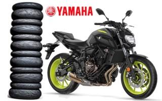 YAMAHA Anvelope moto