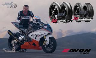 Steve Plater becomes Racing Brand Ambassador for Avon 3D Ultra Xtreme Slick / 3D Ultra Xtreme Rain Racer
