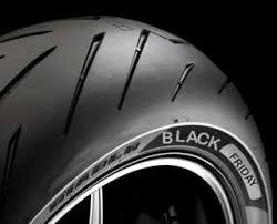 BLACK FRIDAY - motorcycle tyre - DEALS