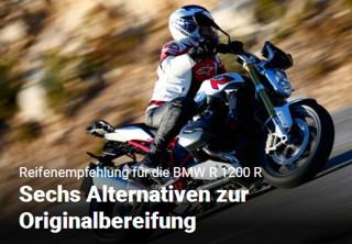 BMW R 1200 R TEST