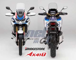 Twin City Honda >> Bridgestone Ax41t Oe Vuoden 2020 Honda Crf 1100 L Afrikka