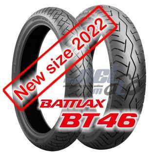 BRIDGESTONE BT 46 new sizes 2022