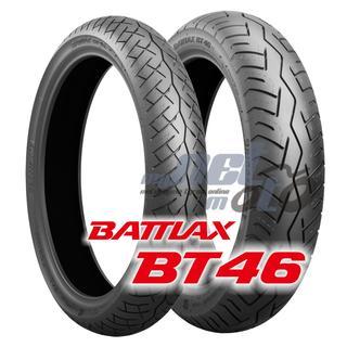 Battlax BT46 - Il nuovo pneumatico touring, ancora più perfezionato