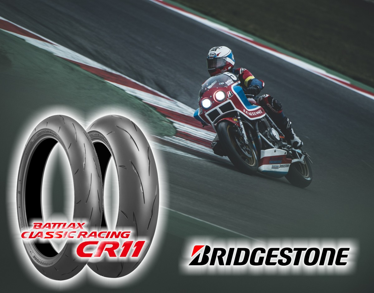 Bridgestone Battlax Classic Racing CR11