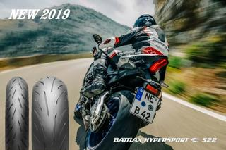 Magasabb szintre emeli a motorozás élményét a Bridgestone legújabb hipersport abroncsa, az új Battlax Hypersport S22
