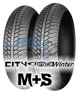 MICHELIN CITY GRIP WINTER M+S ROLLERREIFEN