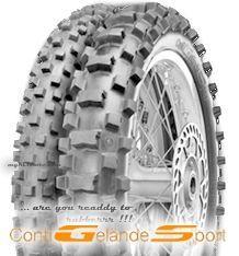 Neuer Motocross Reifen von Continental - ContiGelaendeSport Intermediate