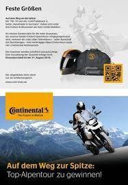 Continental Motorradreifen VERLOST ALPEN-ENDUROTOUR