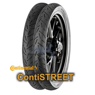 CONTINENTAL CONTISTREET new diagonal tyre for 2020