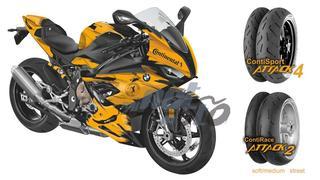 Continental Sportreifen kaufen und Motorrad-Perfektionstraining gewinnen