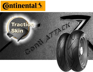 Continental TractionSkin