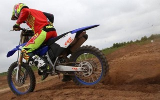 A new Enduro and Motocross tyre from CST