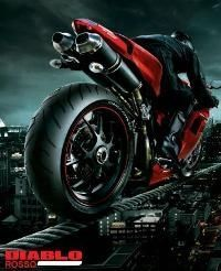 Pirelli stellet den neuen Motorradreifen