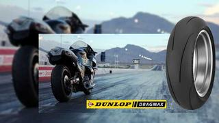 Motorcycle Drag Racing - Dunlop Dragmax