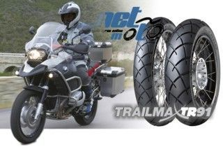 Dunlop Trailmax TR91 bekommt 2015 einen Nachfolger
