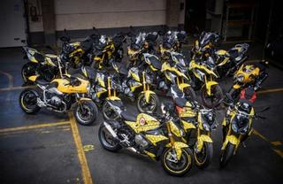 Ride the BMW - Dunlop bikes 2019