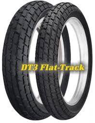DUNLOP DT3 FLAT-TRACK TYRE