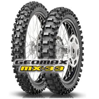 Dunlop GEOMAX MX-33 / MX-53