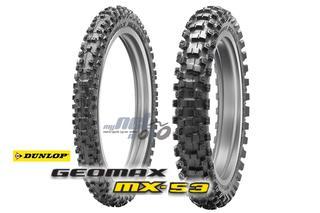 Η Dunlop λανσάρει το Geomax MX53 για σκληρό έδαφος