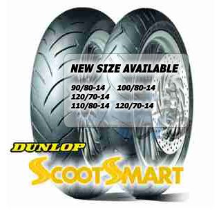 Nuove dimensioni per Dunlop ScootSmart