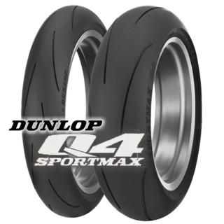 Dunlop introduce the new Sportmax Q4
