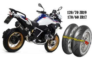 DUNLOP SPORTSMART TT verfügbar in Größen für die Adventurebikes