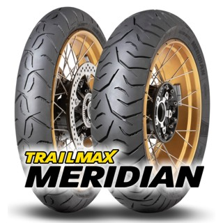 DUNLOP TRAILMAX MERIDIAN - searching for new Adventures