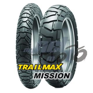 DUNLOP TRAILMAX MISSION 50/50 ON/OFF-ROAD ADVENTURE