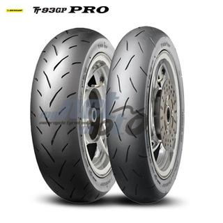 New Dunlop TT93 GP Pro tire for pit bikes