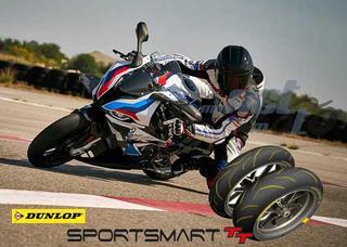 Dunlop SportSmart TT OEM on the new BMW M 1000 RR