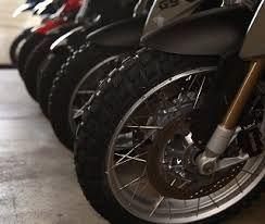 Motorrad Speichen Felgen wie viel Zoll sind am Vorderrad optimal ?