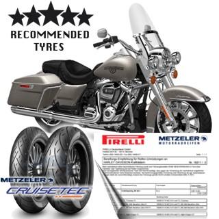 Performance-Upgrade für viele Motoräder: über 200 Freigaben für den neuen METZELER CRUISETEC