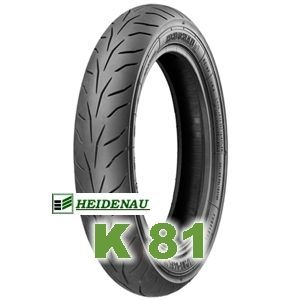 Heidenau K 81 new tyre for big Scooters