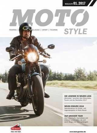 Hein Gericke ersetzt Katalog durch Magazin Moto Style