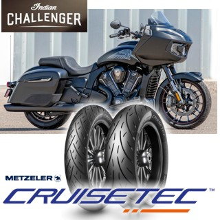 Metzeler Cruisetec ... INDIAN CHALLENGER