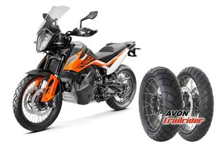 Avon Trailrider / KTM 790 Adventure